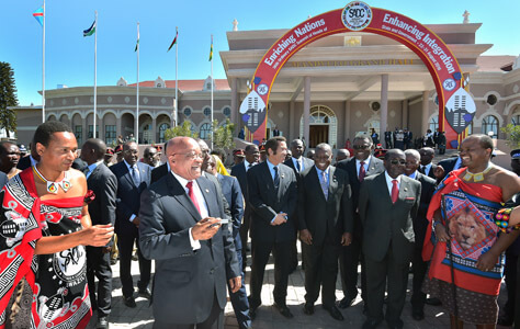 SADC Heads of State and Government