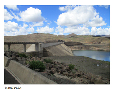 The Mohale Dam