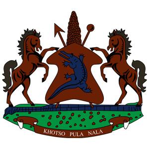 Basotho Coat Arms