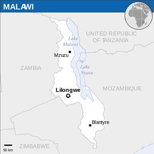 Malawian Cities