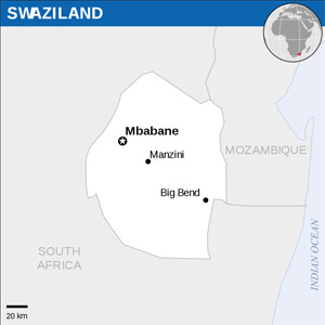 Swazi Cities