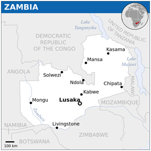 Zambian Cities