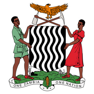 Zambian Coat Arms