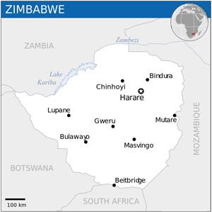 Zimbabwean Cities