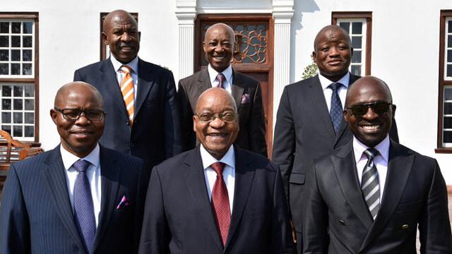 PESA Editorial – South Africa - 1Q2017/18