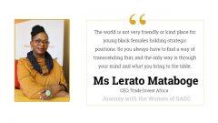 Journey with Lerato Mataboge
