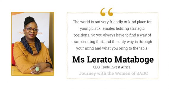 Journey with Lerato Mataboge