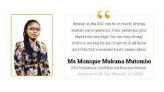 Journey with Monique Mukuna Mutombo