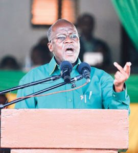 Impact of Political Uncertainty on Tanzanian Growth