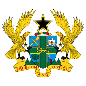 Ghanaian Coat Arms