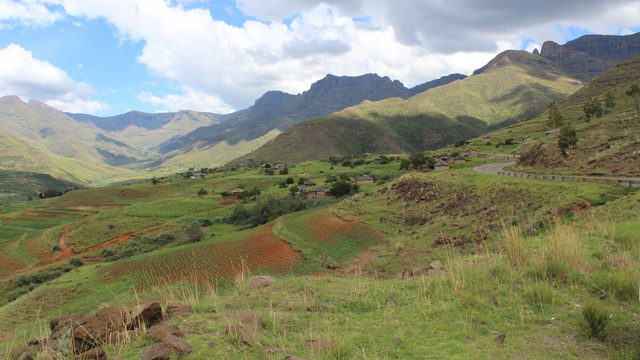 Lesotho Land Reform and Rural Transformation Overview