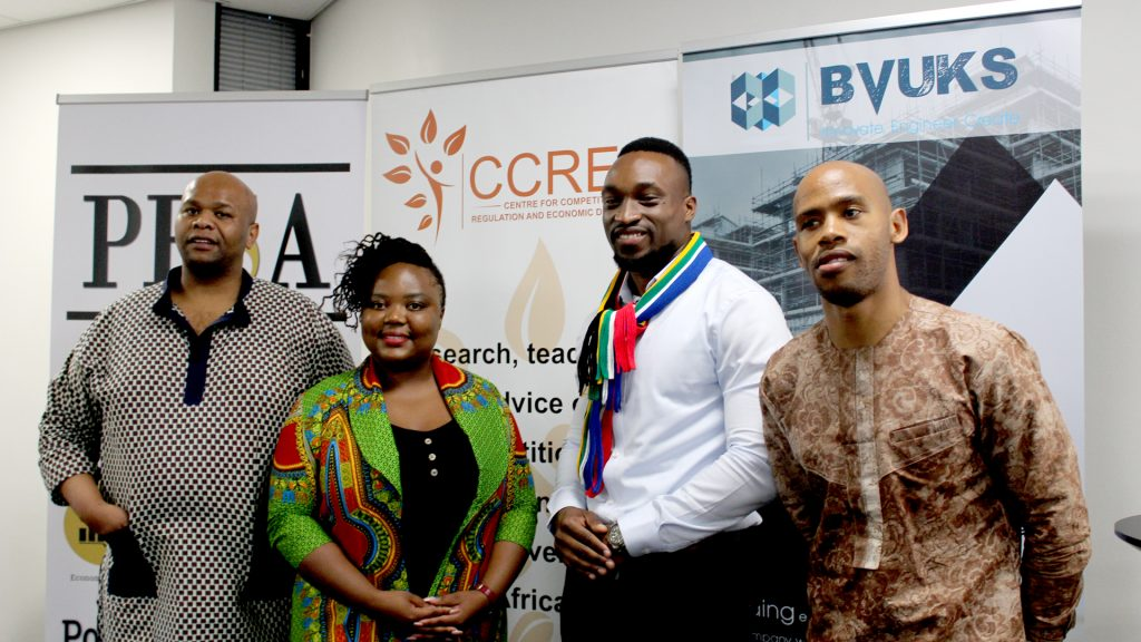 CCRED-PESA Africa Day 2018 Seminar 10
