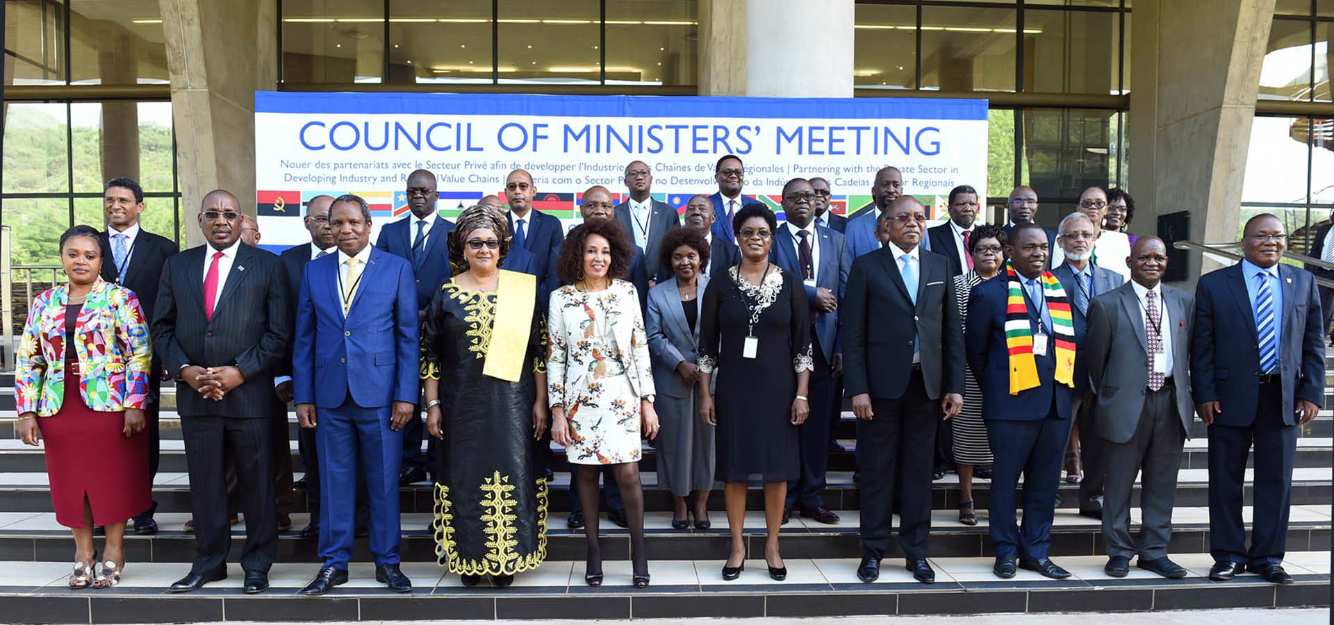 SADC Council of Ministers Mar 2018