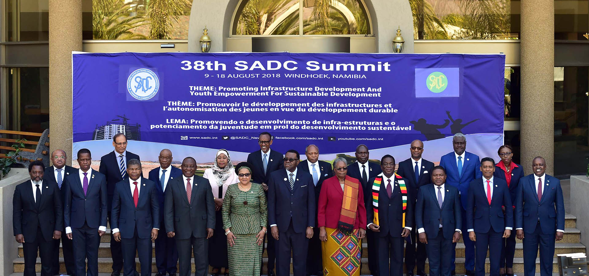 PESA SADC 38th Summit 2018