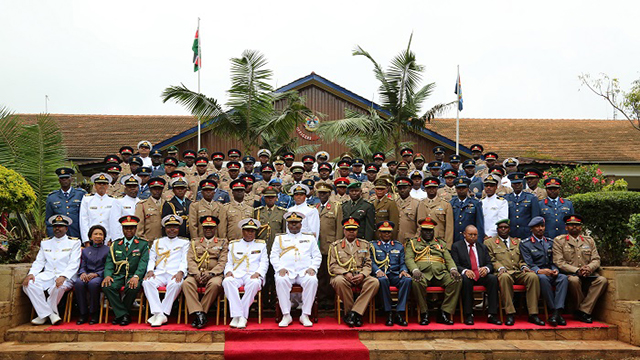 PESA Editorial - Kenyan Defence Forces - 3Q2018/19