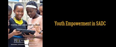 Youth Empowerment in SADC