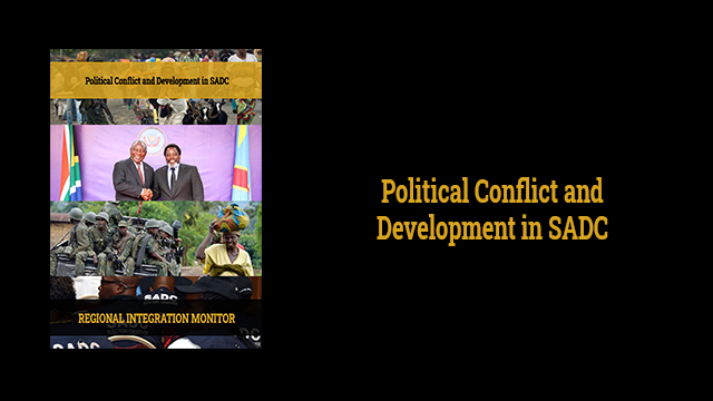 Political Conflict and Development in SADC