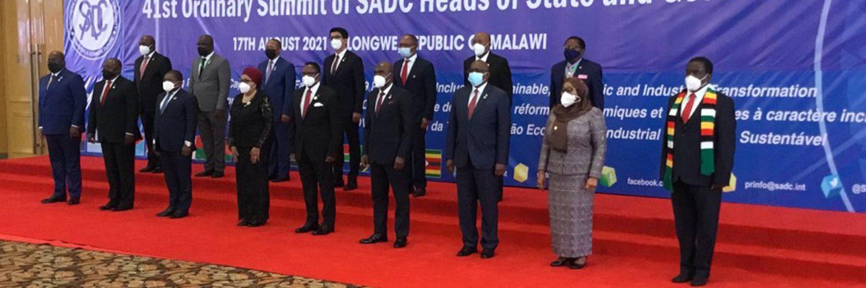 PESA SADC 40th Summit 2020