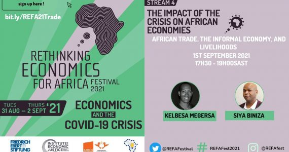 African Trade, the Informal Economy and Livelihoods