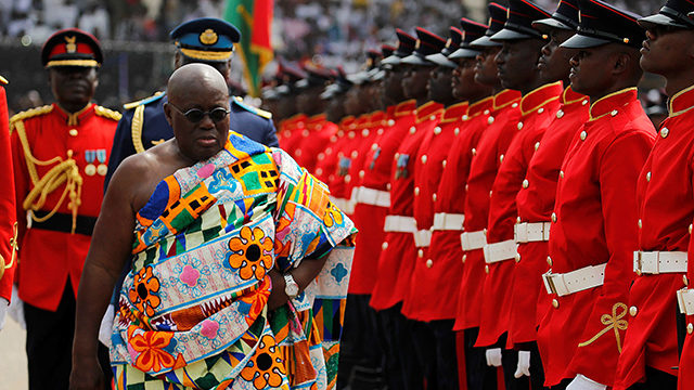 History of Conflict and its Impact on Ghanian Development