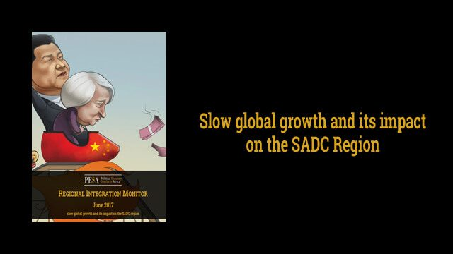 Impact of Slow Global Growth in SADC