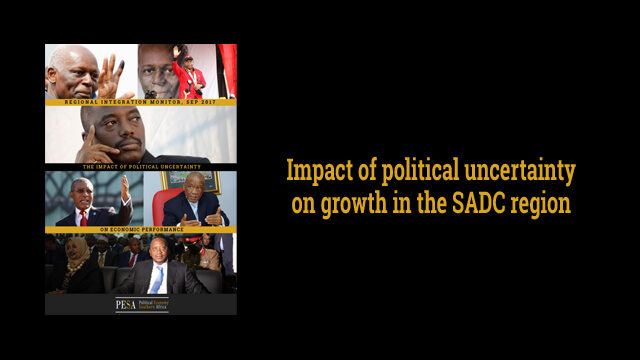 Impact of Political Uncertainty on SADC Growth